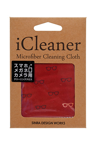 iCleaner Microfiber Cleaning Cloth