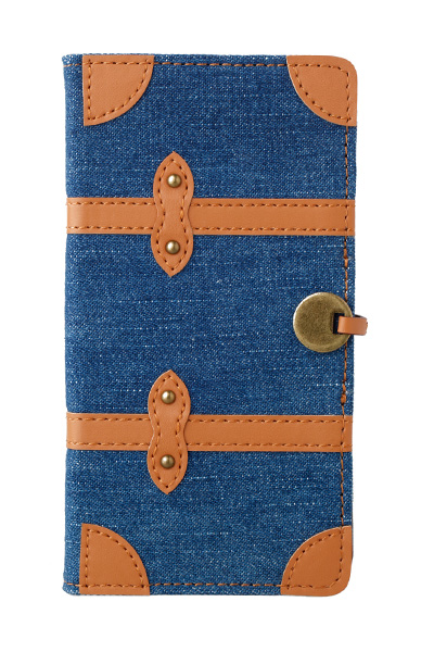 Trolley Case Denim for 5inch Smartphone