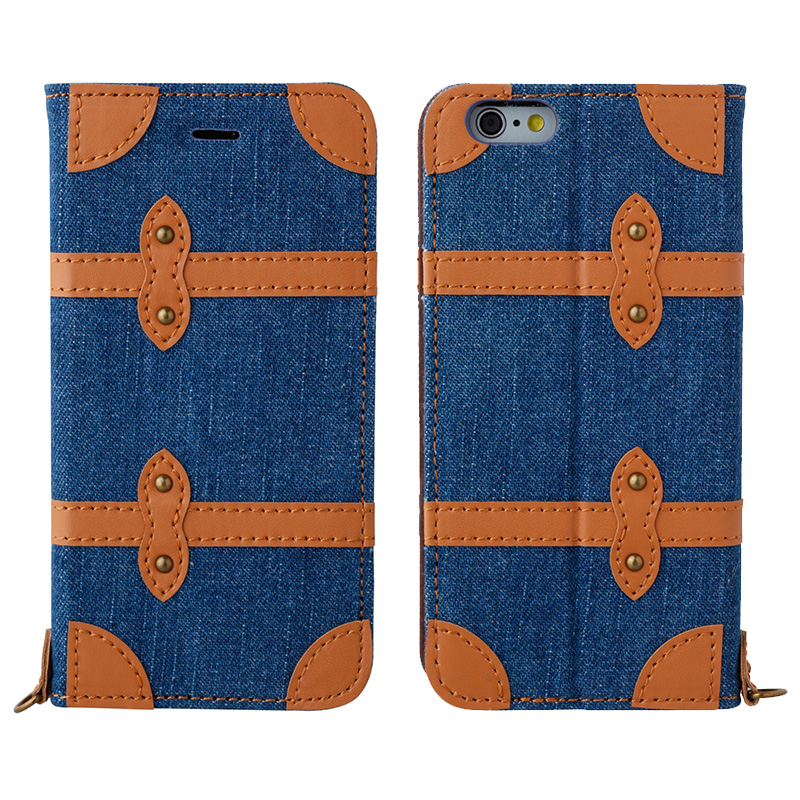 Trolley Case Denim for iPhone6s/iPhone6