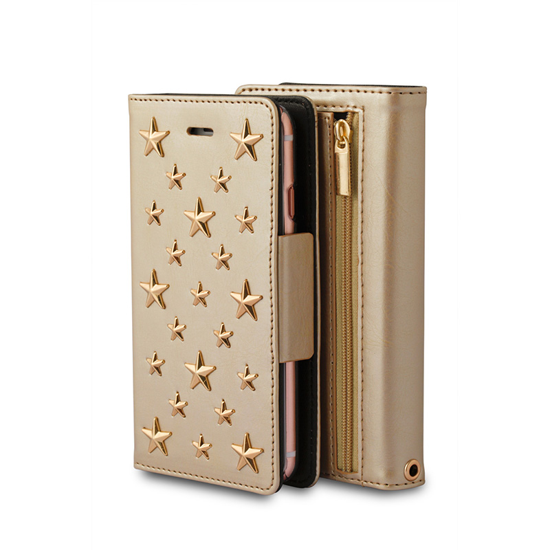 mononoff 607W Star's Case Wallet for iPhone6s/6